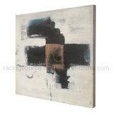 Druk van het Canvas van het Olieverfschilderij van het Decor van de muur de Abstracte Met de hand gemaakte voor het Decor van het Bureau