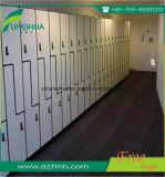 単一のドアの高圧コンパクトの積層物のロッカー