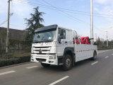 camion di Wrecker di ripristino della strada di 15t 4X2 HOWO, camion di rimorchio del Wrecker
