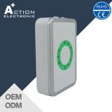 Elektrische Gleichstrom-drahtlose entfernttürklingel mit 150m und Datenträger kontrollierbar