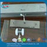 Kundenspezifisches industrielles flexibles freies faltendes Belüftung-Tür-Vorhang-Blatt
