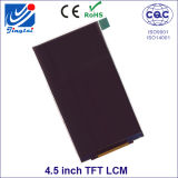 Interfaz Mipi sin pantalla Pantalla LCD IPS TFT LCM de 4.46 ''