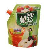 Máquina de embalagem de enchimento automática da selagem do suco de fruta do malote do bico