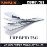 Etiquetas baratas de la resistencia imprimible RFID de la frecuencia ultraelevada para alto Terperature