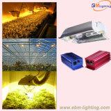 La planta crece el lastre de la iluminación 630W y el dispositivo terminados dobles del reflector del aluminio
