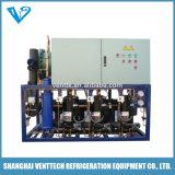 Semi-Hermetic圧縮機の冷却ユニット