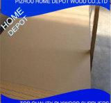Madera de madera de Xuzhou 4 * 8 FT ¡Contrachapado ordinario barato, madera contrachapada a granel para la venta!
