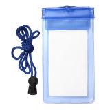 安いユニバーサルジッパーの防水携帯電話の袋か袋