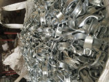 La baisse d'échafaudage de garnitures de tube d'échafaudage a modifié le coupleur d'émerillon