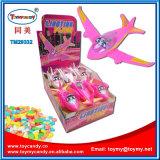 Het vliegende Kleine Plastic Stuk speelgoed van het Vliegtuig van de Verlichting