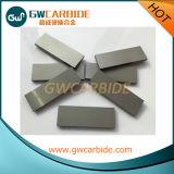 Piastrine del carburo di tungsteno per acciaio trafilato a freddo