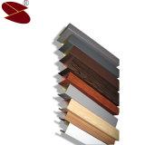 bafle de aluminio fácil ambiental del techo de 45*60*0.7m m Installtion