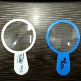 Lente d'ingrandimento di plastica promozionale (PM186)