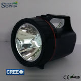 Neue wasserdichte 5W CREE LED Taschenlampe mit Lithium-Batterie