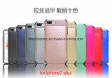 Drahtziehen 360 Grad schützt Handy-Fall für iPhone 6s/6splus, 7 Plus