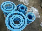 Prensa sólida china del neumático de la carretilla elevadora 200t para 8 ' - 25 ' neumáticos sólidos