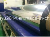 Materiales de empaquetado: Película metalizada alta calidad, película de poliester con el micr3ofono 10 para el acondicionamiento de los alimentos