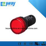 Dia22mm-Ad26 LED 5 년의 보장, DC24V, AC220를 가진 안내하는 표시등