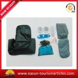 Kits disponibles profesionales de las amenidades de la línea aérea