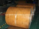 Philippines JIS G3312 ont enduit la bobine d'une première couche de peinture en acier galvanisée