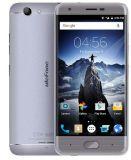Цвет серого цвета батареи 3500mAh ПРОФЕССИОНАЛЬНОГО франтовского телефона 2g/16g Ulefone U008 отделяемый