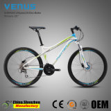 26inch 24speed 유압 브레이크 여성을%s 알루미늄 산악 자전거 자전거