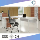 Hot Selling Melamine Desktop Finished Metal Office Boss Table