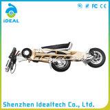 Aluminiumlegierung-gefalteter elektrischer Mobilität Hoverboard Roller