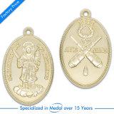 Medaille van het Email van het Basketbal van de Sport van de herinnering de 2D Zilveren voor de V.A.E