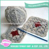 Madame personnalisée de mode tricotant à la main le sac de traitement de modèle