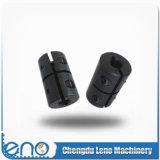 6mm bohren schwarzes Oxid-einteiligen starren Stahlrohrverbinder