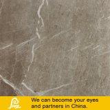 大理石の石造りのタイルによって艶をかけられる完全な磨かれたタイル