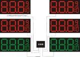 """16 """" водоустойчивое напольное цена бензоколонки СИД этапа 8inch 7 подписывает бензозаправочные колонка доски для сбывания"""