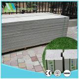 Painel de parede pré-fabricado silicato do sanduíche do cimento do EPS do cálcio com GB6566-2001