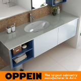 Мебели ванной комнаты Oppein шкафы микстуры ванной комнаты самомоднейшей установленные Wall-Mounted (BC17-A01)