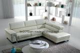 Sofá moderno Sbo-5933 do couro da parte superior da mobília
