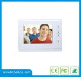 Videotür-Telefon-Türklingel-Wechselsprechanlage-Monitor im Freienipcctv-Kamera
