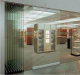 De Beweegbare Deur van uitstekende kwaliteit van de Verdeling van het Glas Frameless (bha-DBF20)