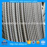 Matériel de construction en métal à faible détente PC Steel Wire