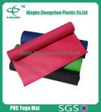 非高密度のスリップPVCヨガのマットのスリップ防止Eco PVCカスタムヨガのマット