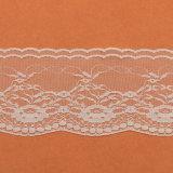 100% Polyester-Gewebe, Georgette-Spitze-Gewebe, Hochzeits-Kleid, afrikanische Spitze-Gewebe