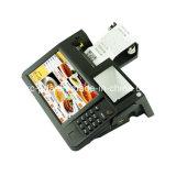 Terminal Handheld da posição de Zkc PC800 PDA com impressora térmica