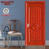 西部様式の合板の木のドアデザイン(GSP6-008)