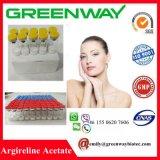 Péptido liofilizado acetato antienvejecedor cosmético Argireline del acetato de Argireline