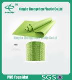 비 고밀도 미끄러짐 PVC 요가 매트 Anti-Slip Eco PVC 주문 요가 매트