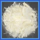 縫う糸のためのM-Aramidのカールのステープル