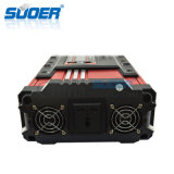 Suoer 1500W 24V 220V Gleichstrom Wechselstrom-zum reinen Sinus-Wellen-Sonnenenergie-Inverter (FPC-D1500B)