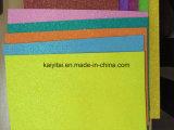 Erstaunliche Qualitäts-EVA-haltbares Funkeln-Schaumgummi-Blatt 3mm