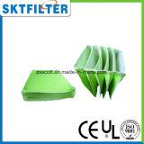 Filtre de poche de filtre à manches F5~F9 pour le Cleanroom