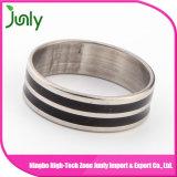 El anillo de dedo personalizado popular de la manera diseña el anillo de compromiso